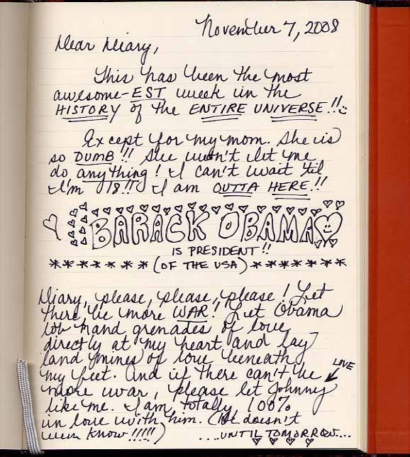 BG Diary
