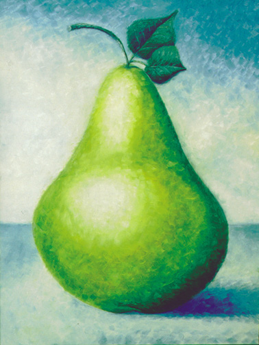 How Much Is An Oil Change >> blue girl: Crazy For Pears